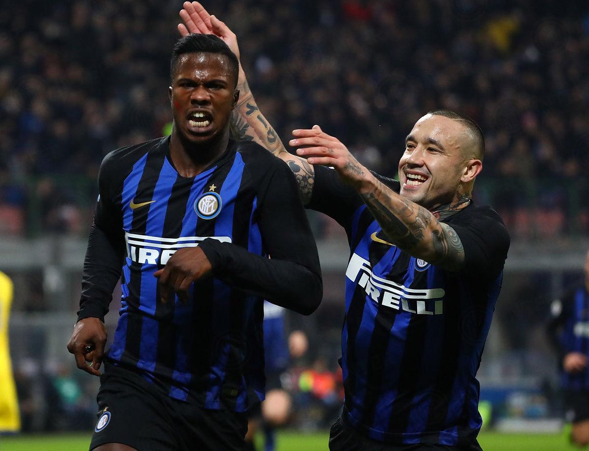 Inter 3-0 Frosinone: Keita and Lautaro put on a show