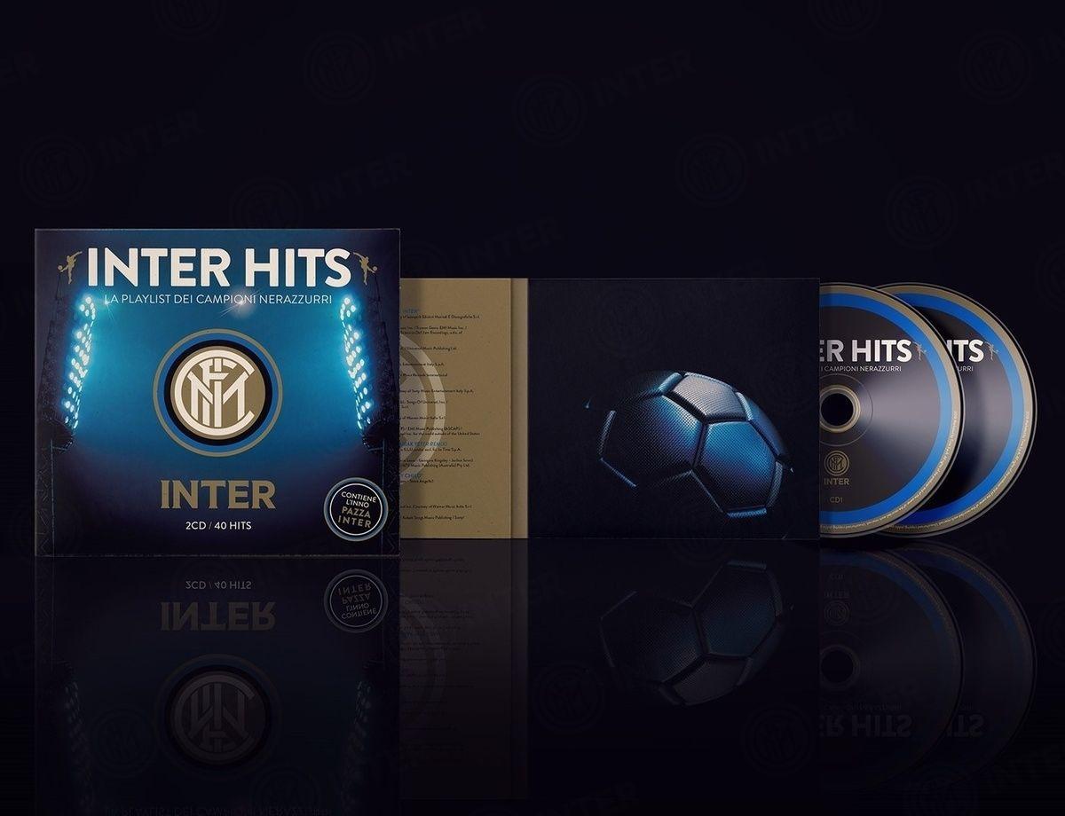 'INTER HITS, the playlist of Nerazzurri champions'