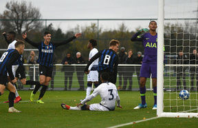 UYL: All the photos from our spectacular four-goal win over Tottenham