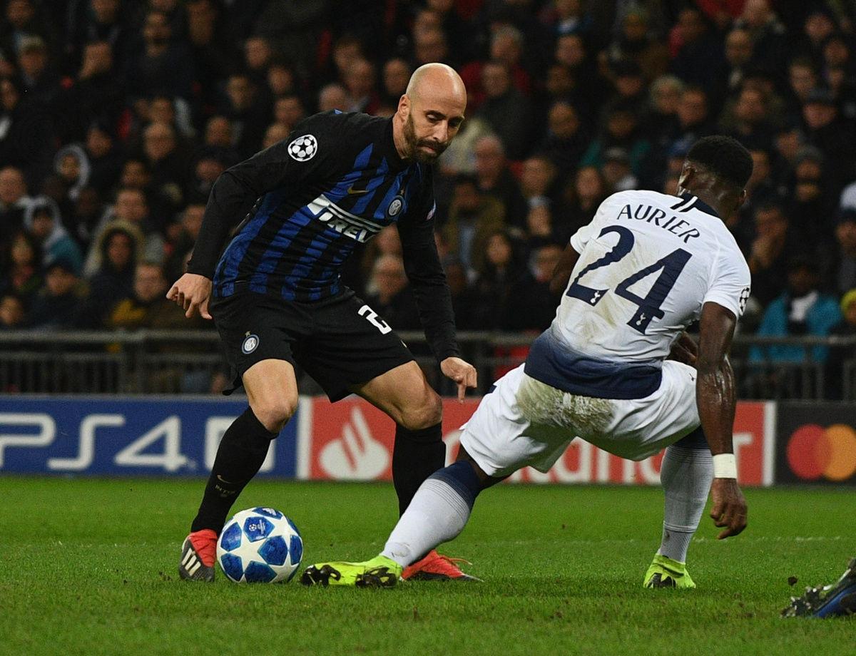 Tottenham Hotspur 1-0 Inter: Gol Eriksen mengunci kemenangan lawan