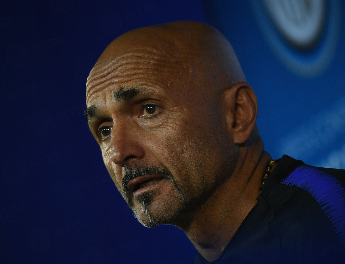"""Spalletti: """"We're not satisfied, we always want to go further"""""""