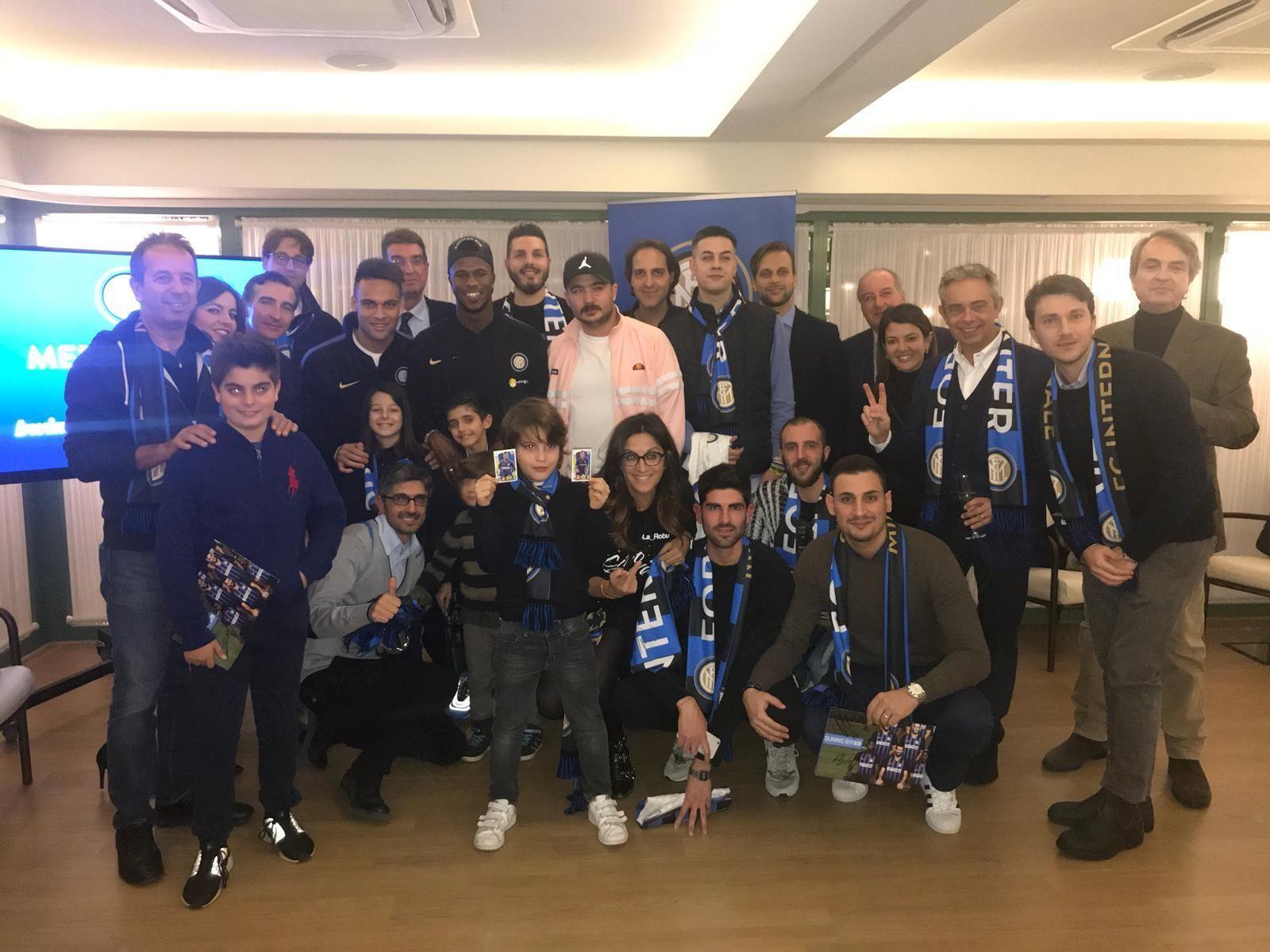 A Roma il primo Meet&Greet con gli sponsor