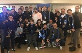 Meet&Greet with sponsors in Rome