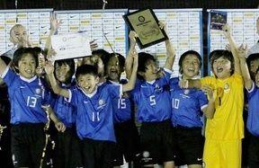 第1回インテルアカデミー・ジャパンカップ