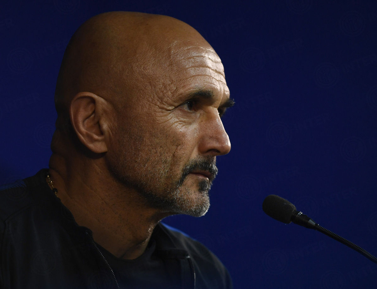 """Spalletti: """"We'll face Juventus with courage and determination"""""""
