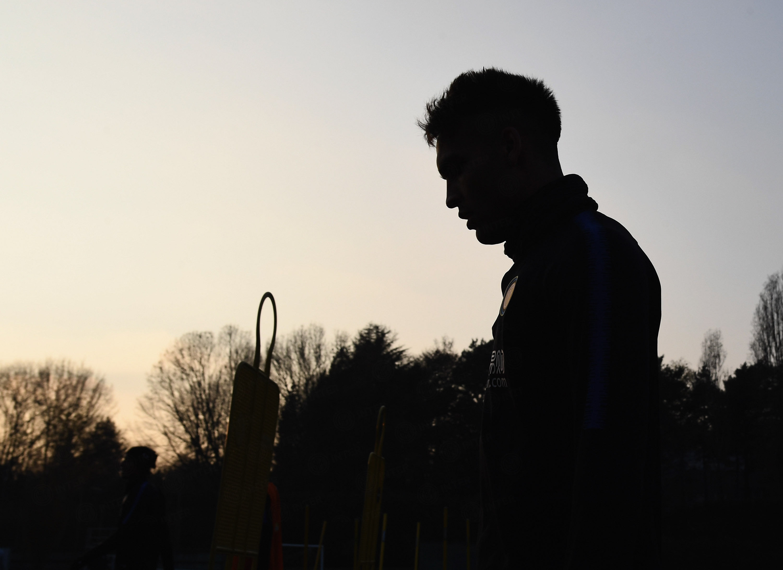 Le foto della seduta della vigilia di Juventus-Inter
