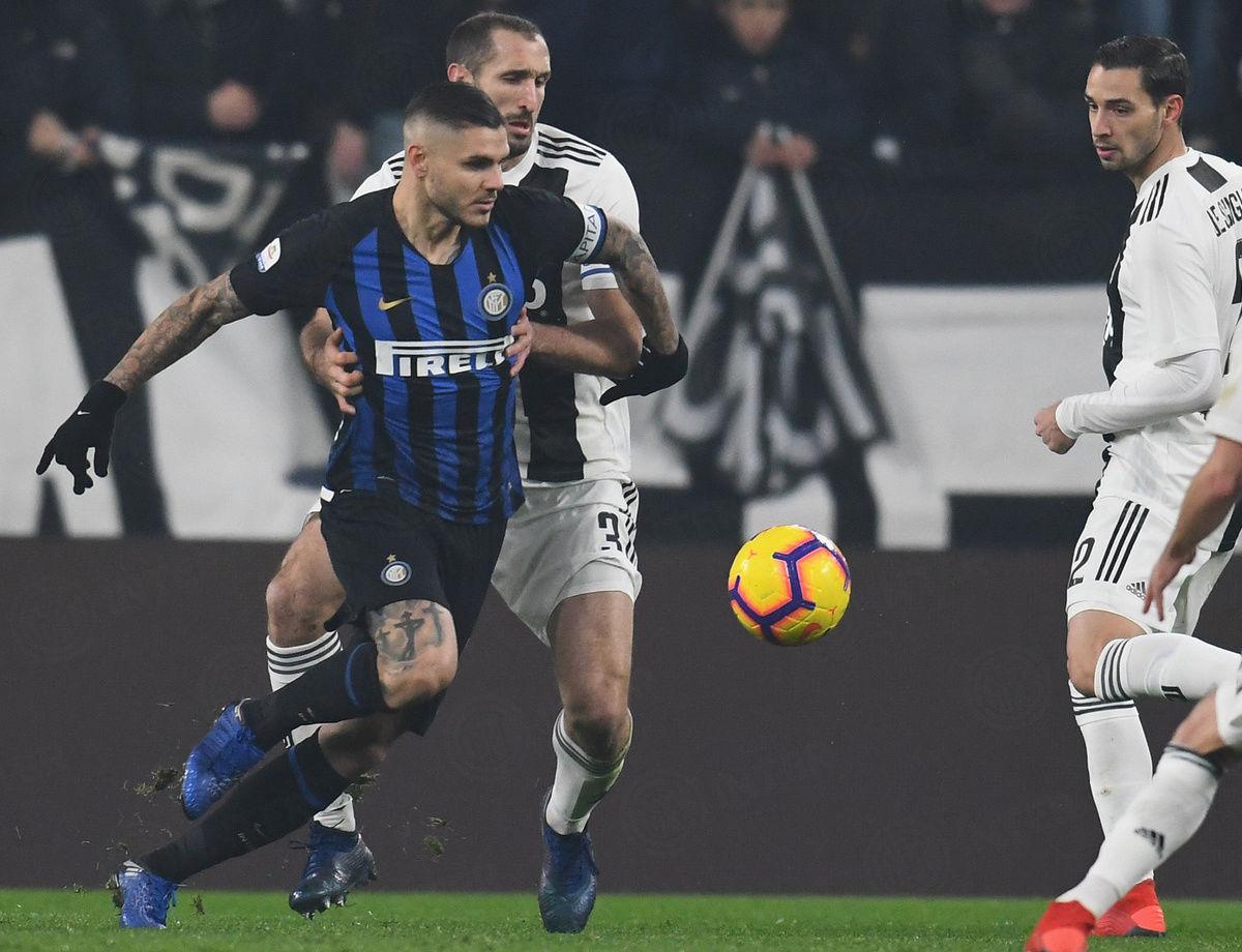Juventus 1-0 Inter: Nerazzurri denied by the post