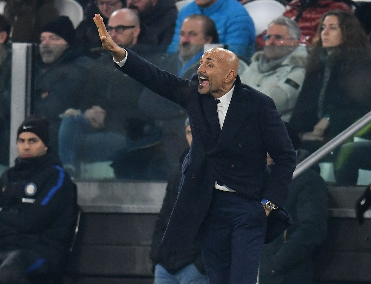 """Spalletti: """"We did well for long spells, but we're still too careless at times"""""""