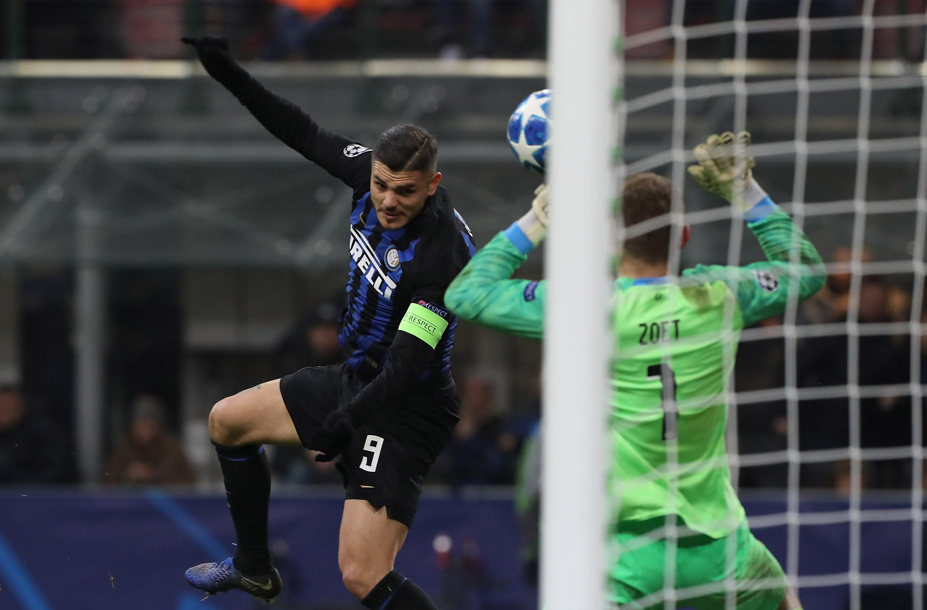 UCL, the photos from Inter vs. PSV Eindhoven