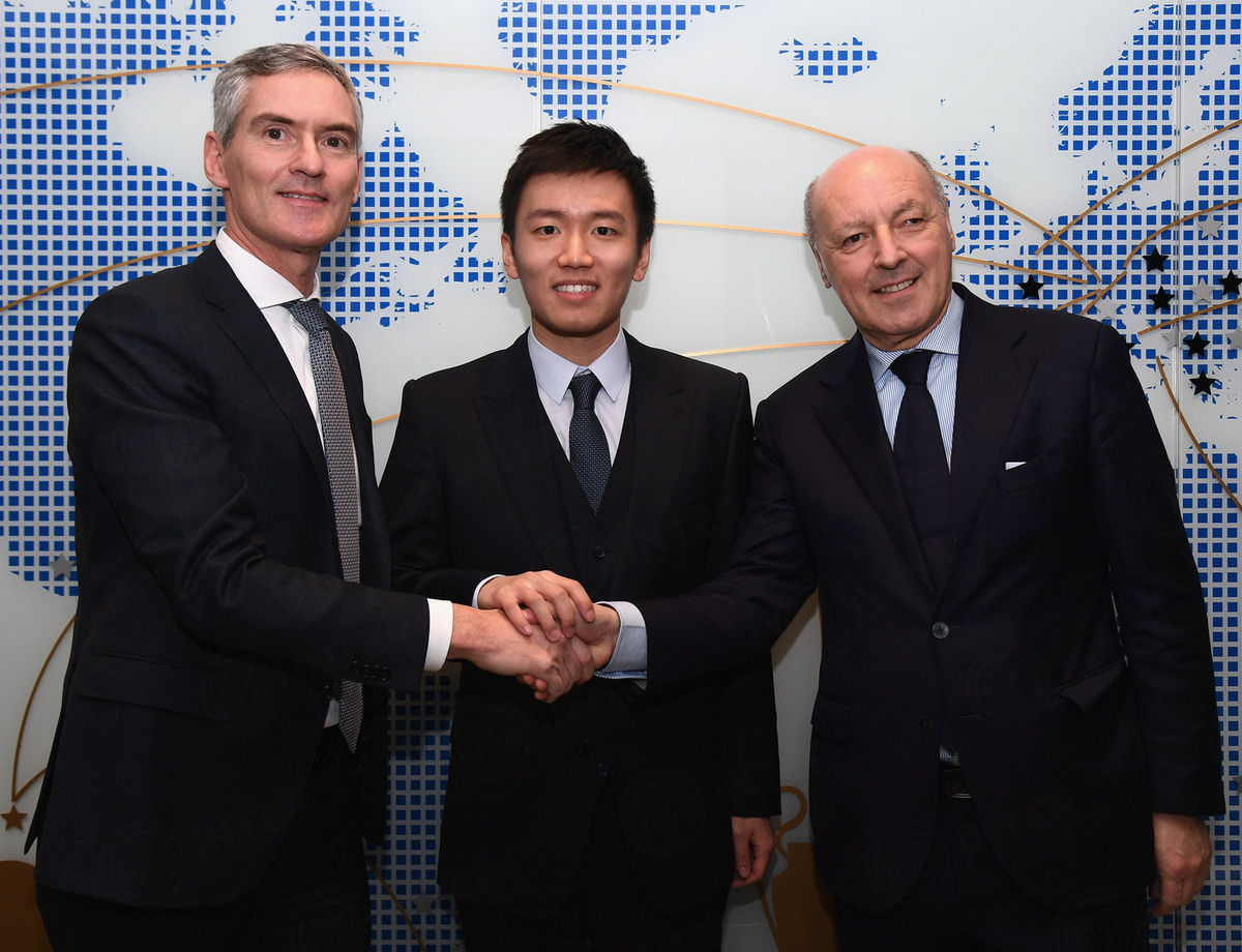 FC Internazionale Milano name Giuseppe Marotta as Chief Executive Officer Sport
