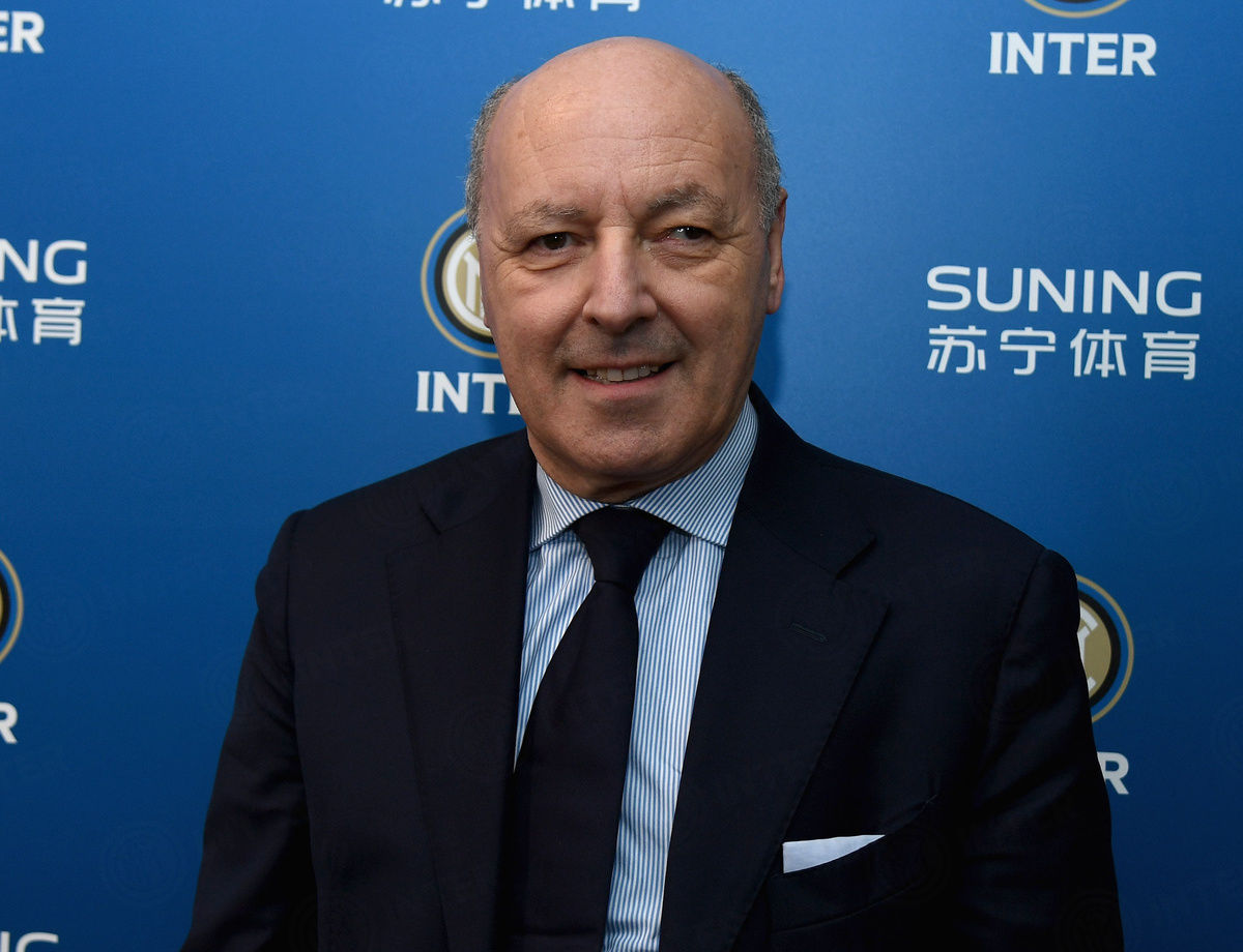 """Marotta: """"I'm joining a club that is already in a strong position"""""""