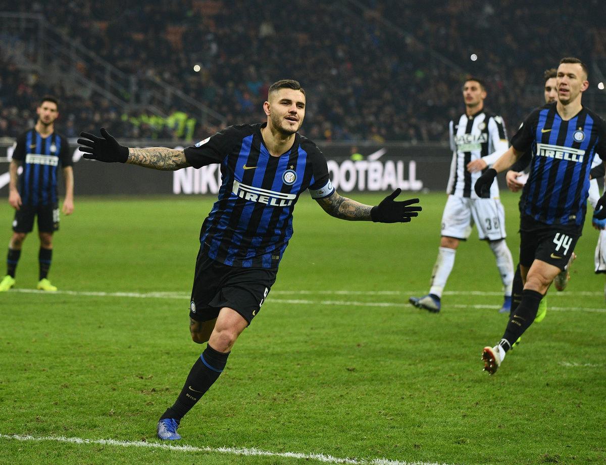 Icardi è glaciale: Inter-Udinese 1-0
