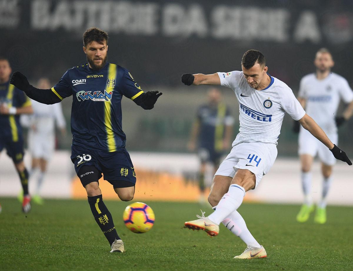 Inter 1-1 Chievo: Empate en el último minuto