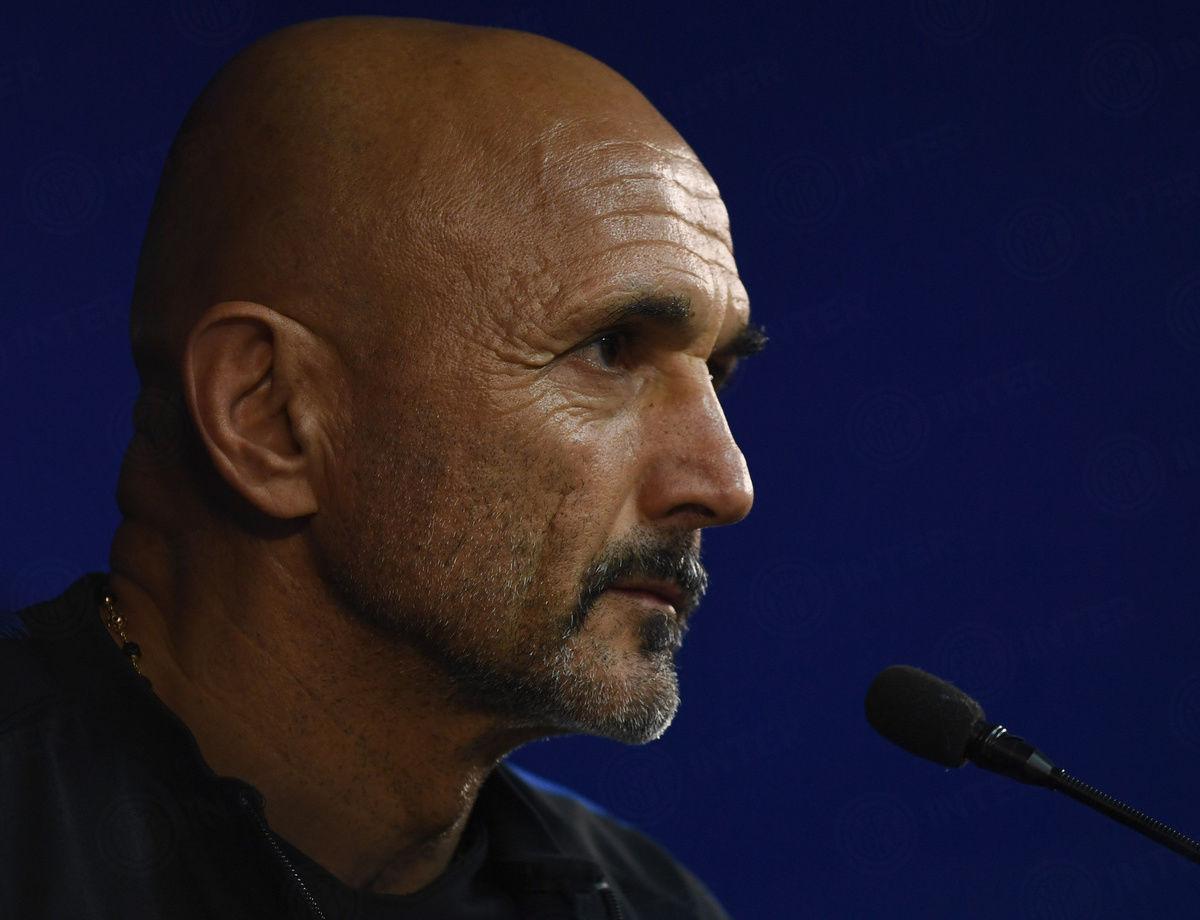 Empoli-Inter, la conferenza stampa di Luciano Spalletti