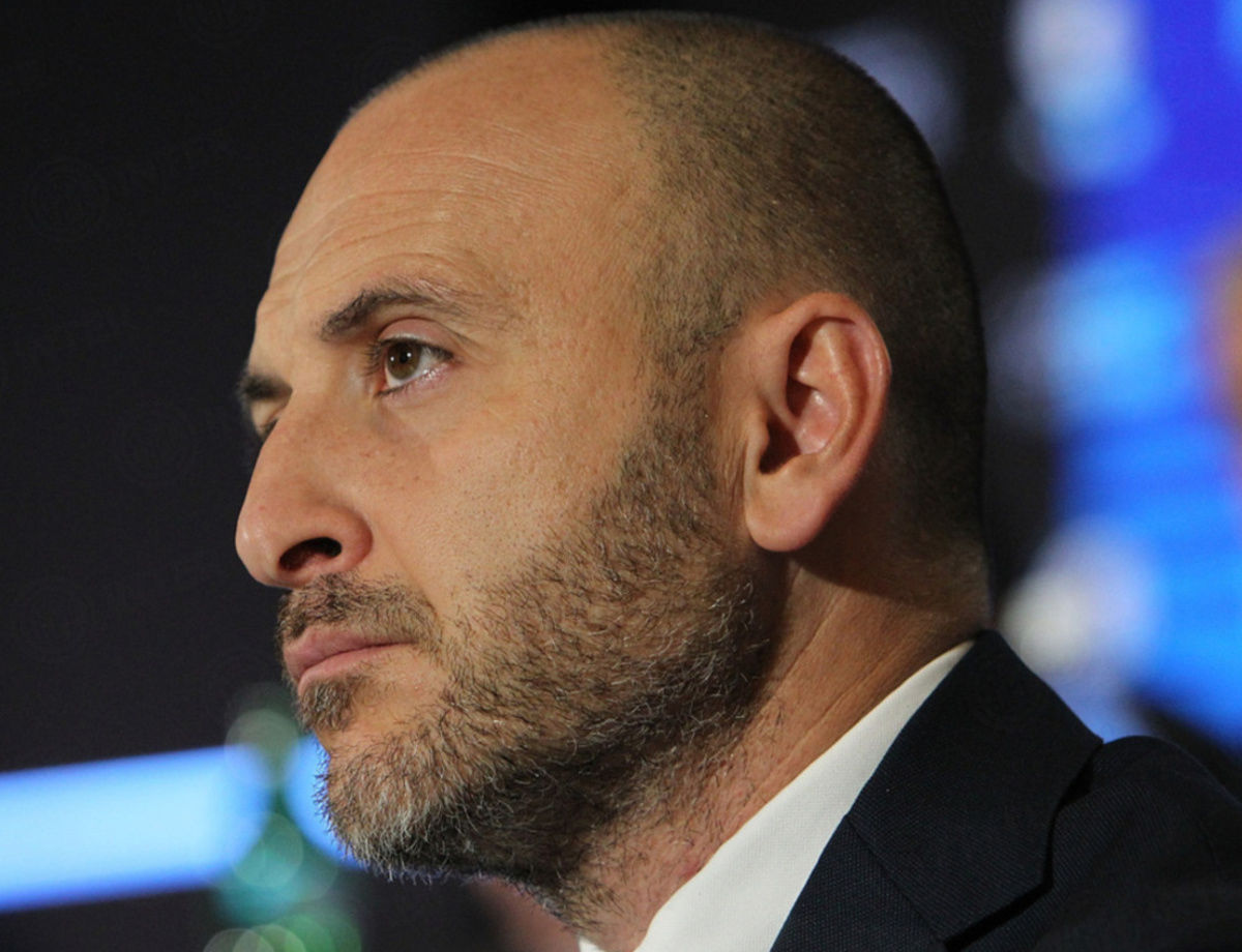 """Ausilio: """"We're building the foundations to win again"""""""