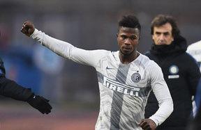 """Keita: """"Puntiamo in alto, siamo l'Inter"""""""