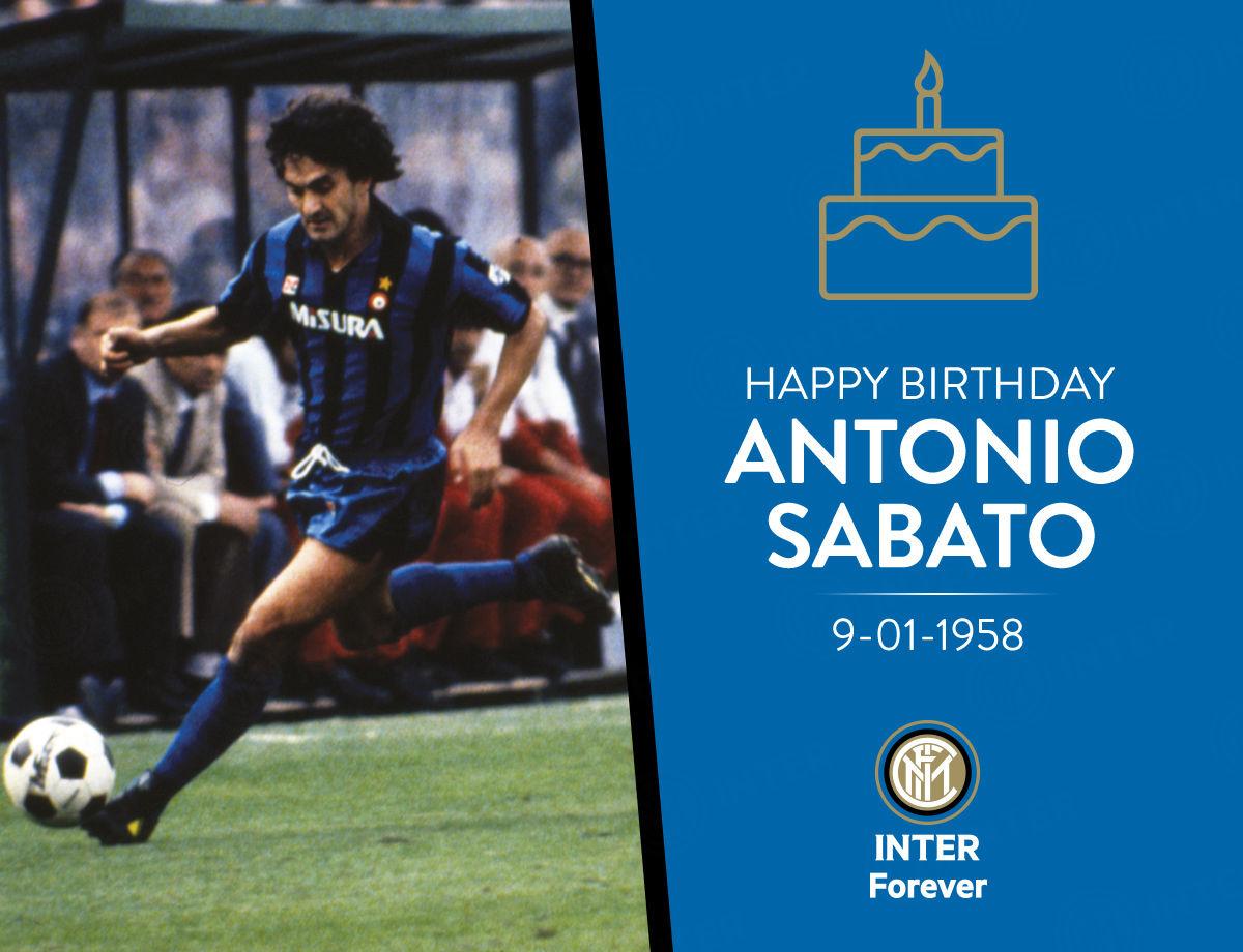 Happy Birthday to Antonio Sabato