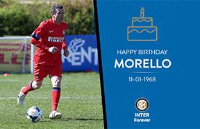 Happy Birthday to Dario Morello