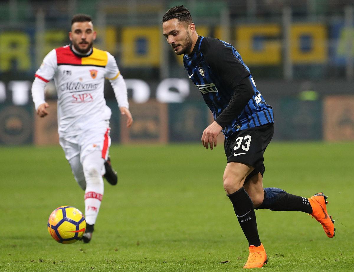 Inter vs. Benevento: Statistik dan Trivia