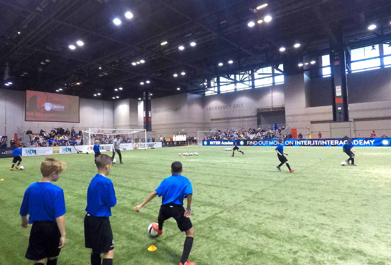Inter menghadiri United Soccer Coaches Convention