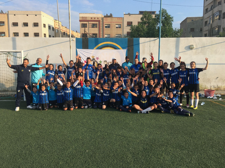 Continua l'impegno di Inter Campus in Marocco