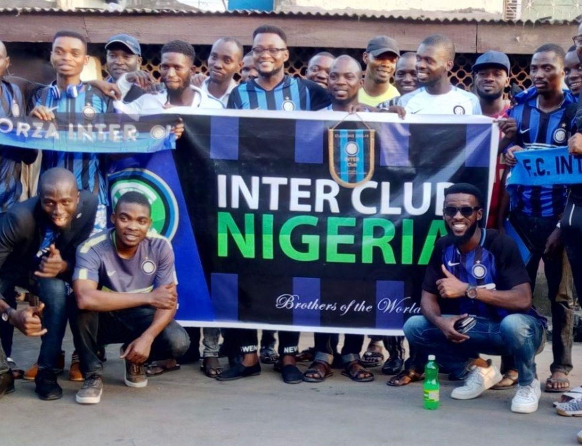 Nasce a Lagos l'Inter Club Nigeria