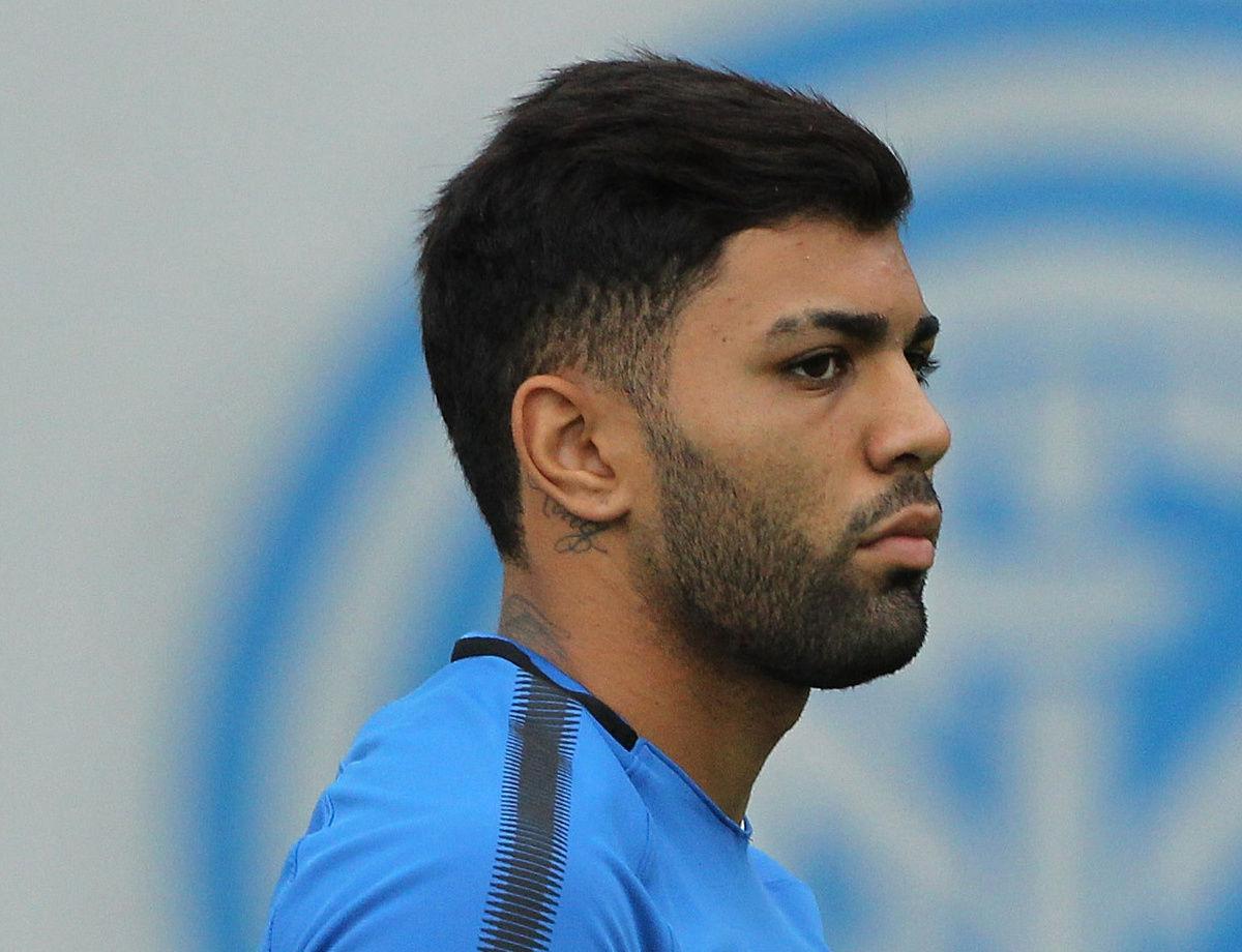 Gabriel Barbosa bergabung dengan Flamengo