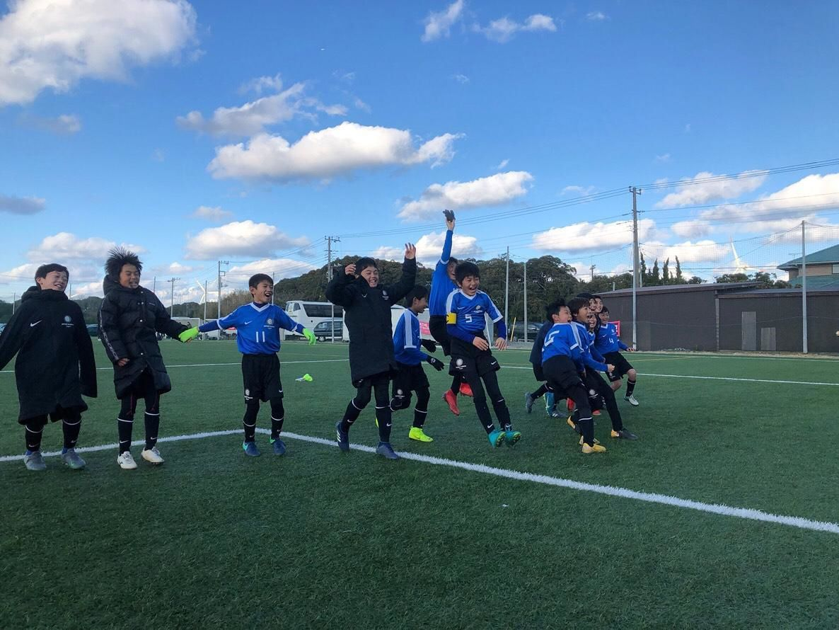 Under-11 side from Inter Academy Japan triumph in the Persimmon Cup
