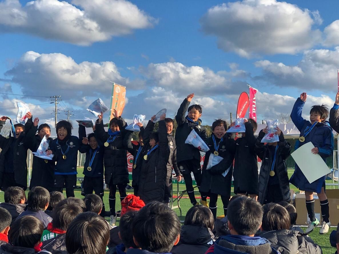Persimmon Cup, trionfa l'Under 11 di Inter Academy Japan