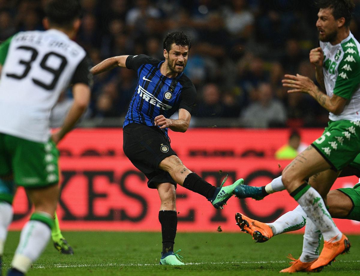 Inter vs. Sassuolo: estadísticas y trivia