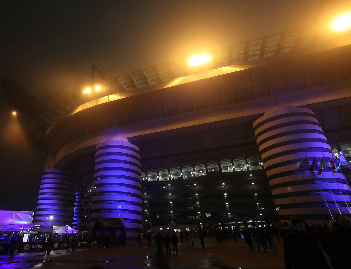 Coppa Italia, le fasi di vendita per Inter-Lazio