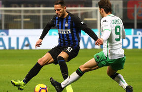 Inter 0-0 Sassuolo, all you need to know