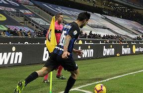 The photos from Inter vs. Sassuolo