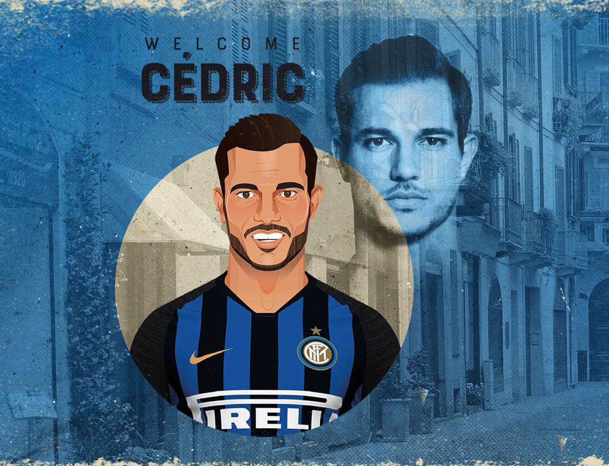Cedric Soares joins Inter
