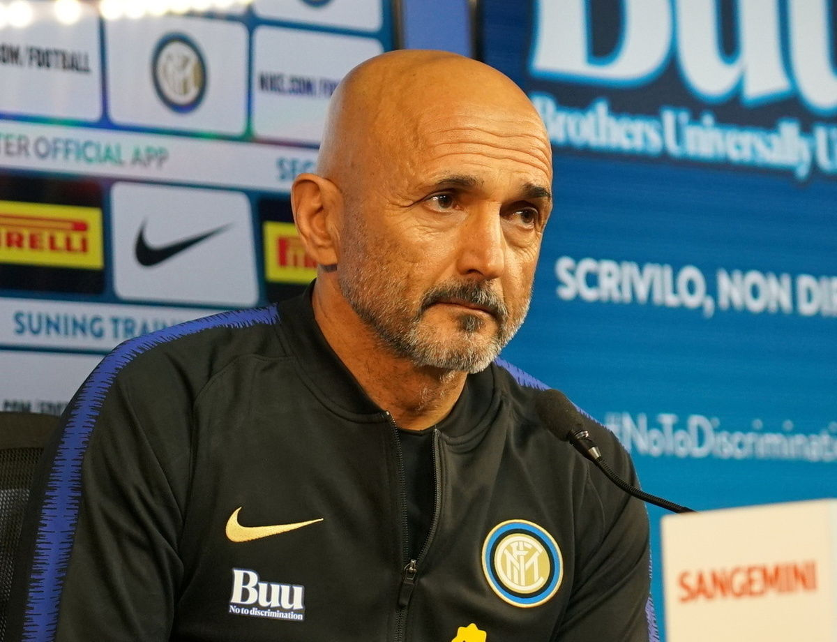 "Spalletti: ""Results don't depend on individuals but the group"""