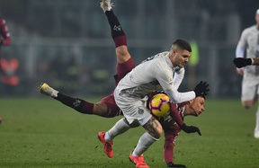 The photo gallery for Torino vs. Inter