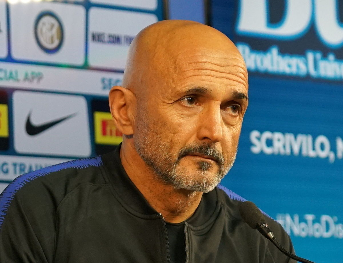 """Spalletti: """"We have to play like Inter to progress to the next round"""""""