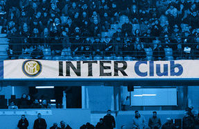 Inter vs. Lazio: Approved banners