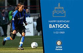 Happy Birthday Batigol!