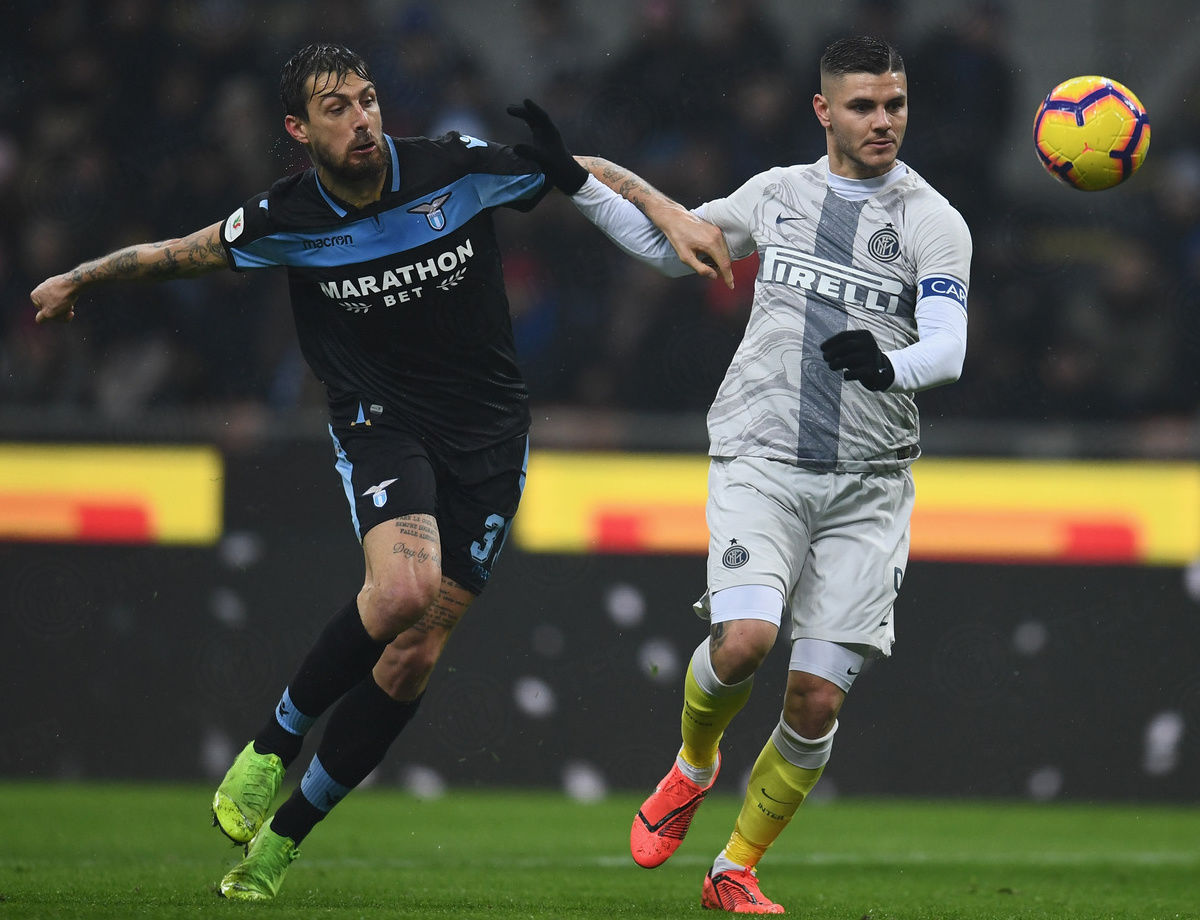 Inter defeated on penalties as Lazio progress to the semi-finals