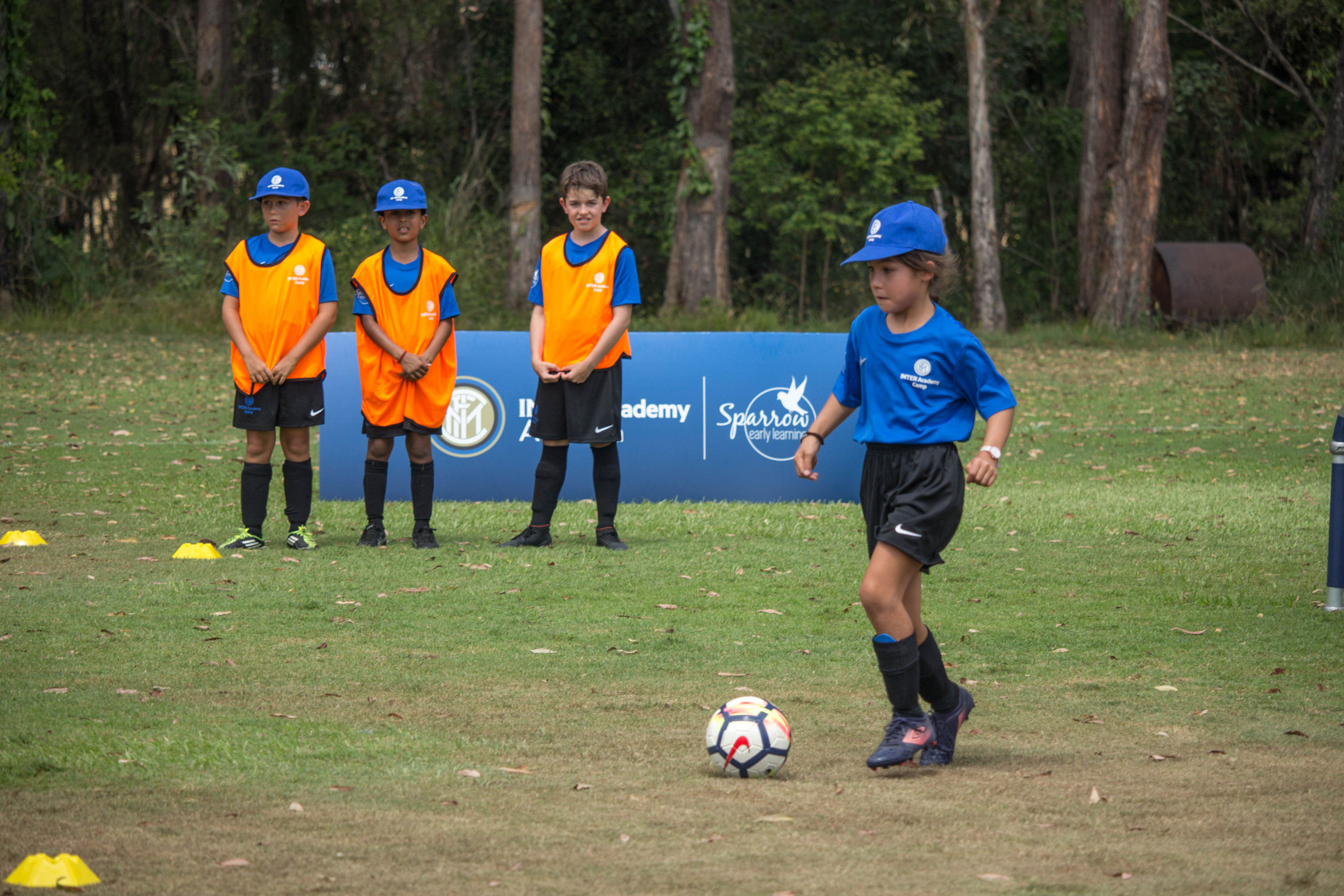 Inter Academy Camp comes to Brisbane
