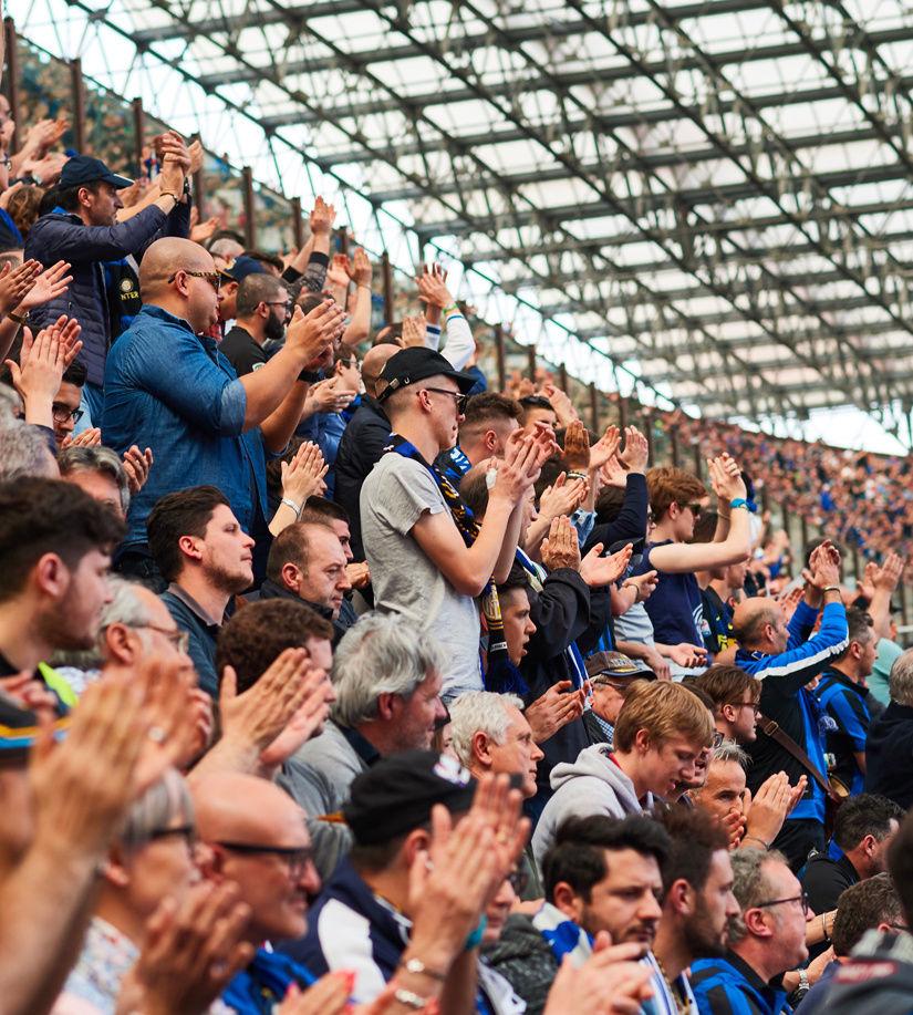 Inter-Juventus: confermata sabato 27 aprile alle 20.30