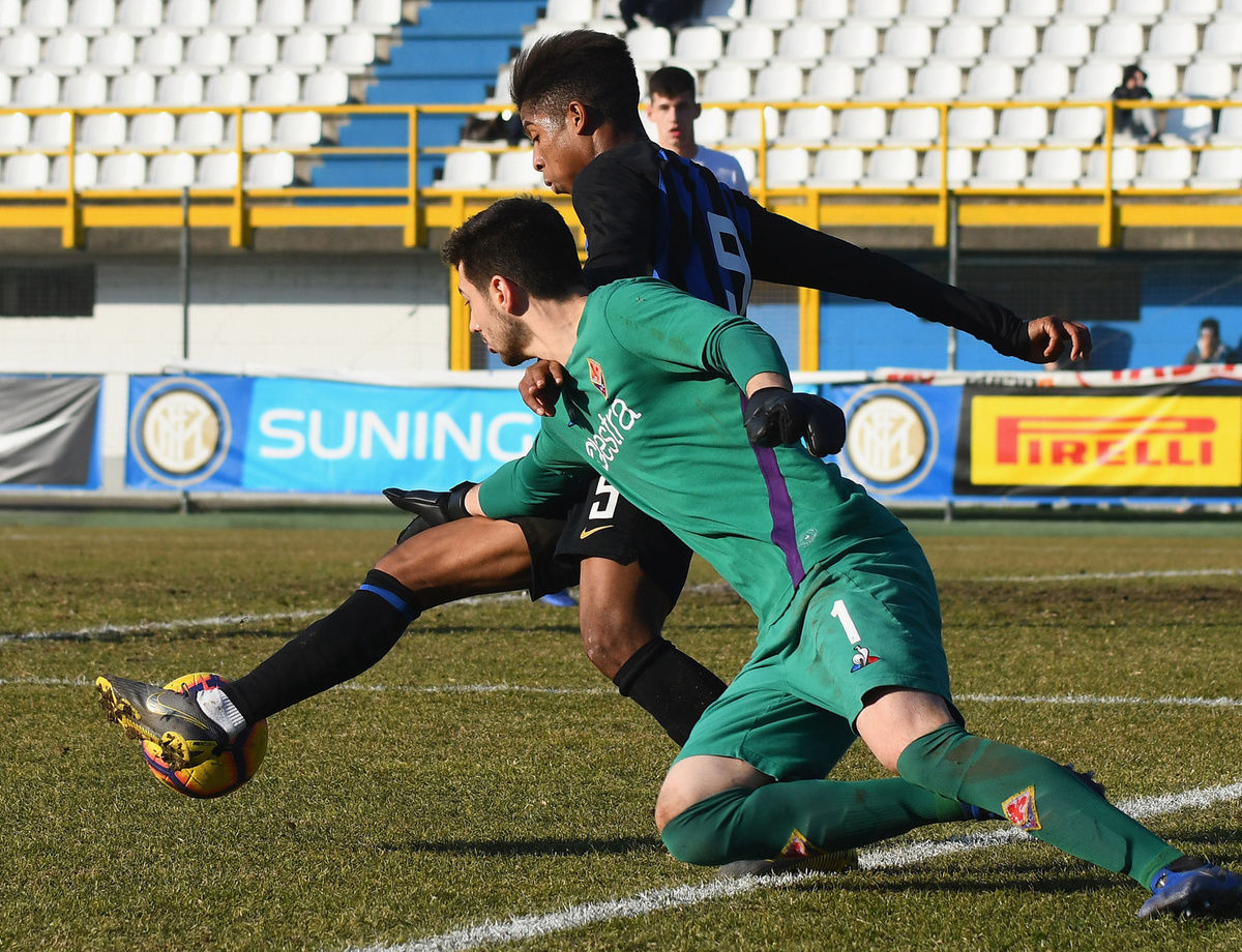 Primavera TIM Cup, Inter-Fiorentina 0-1