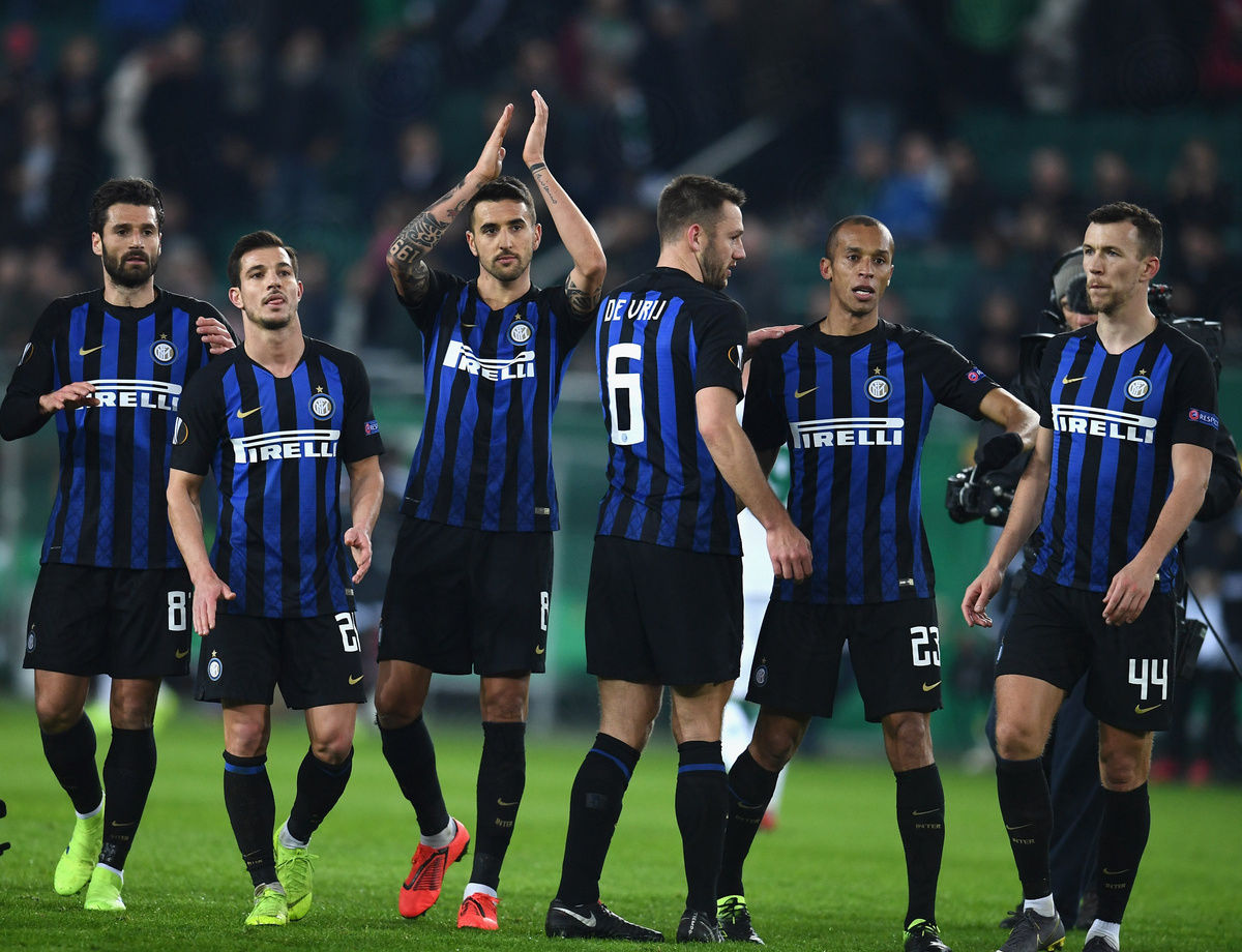 Rapid Vienna 0-1 Inter, all you need to know