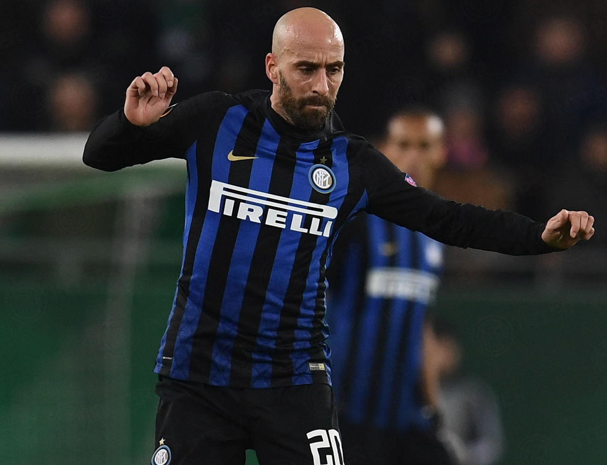 """Borja Valero: """"We approached the game in the right way"""""""