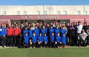 Inter e Tau Calcio: proseguono gli stage di formazione