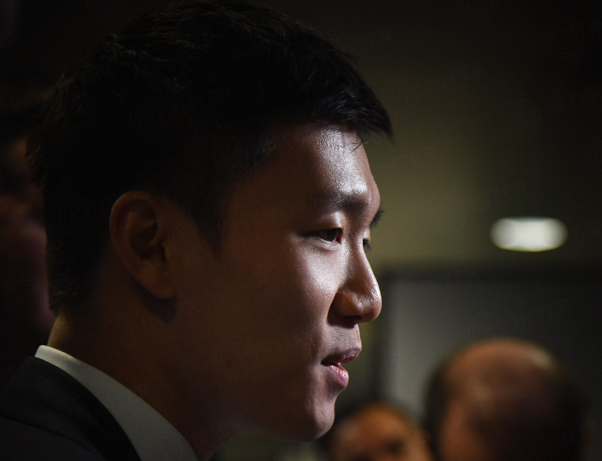 Further comments from Steven Zhang, Giuseppe Marotta and Alessandro Antonello
