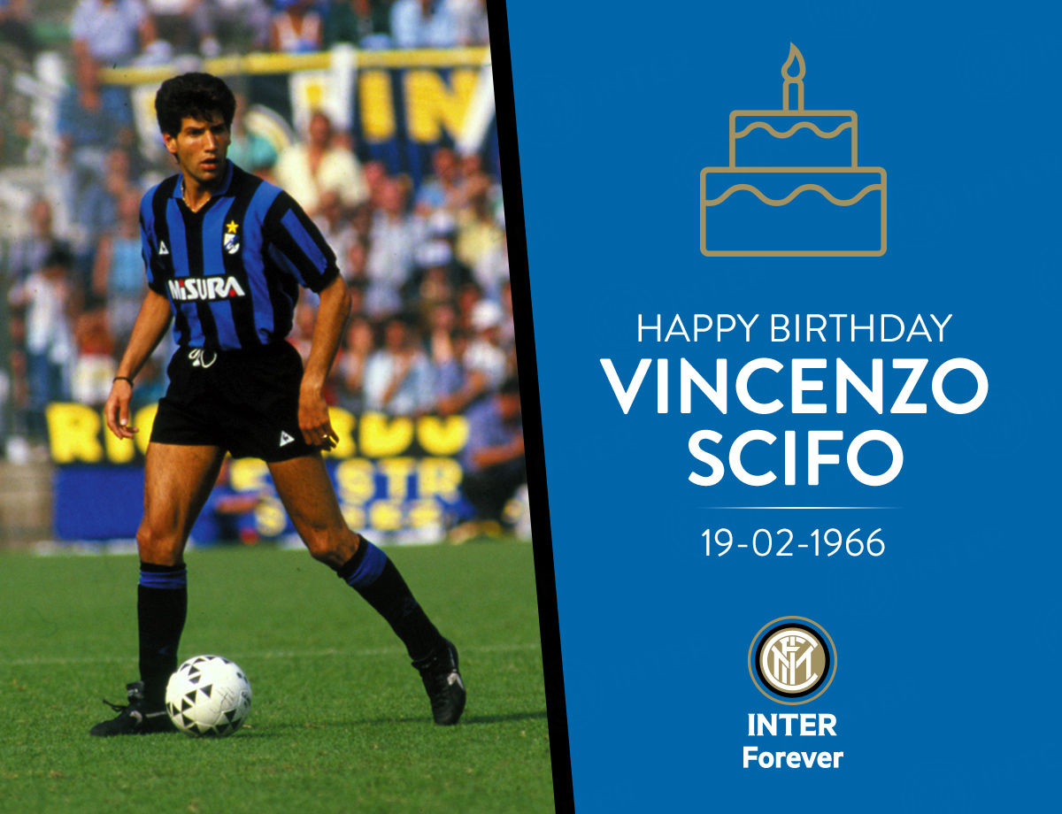 Best wishes to Vincenzo Scifo
