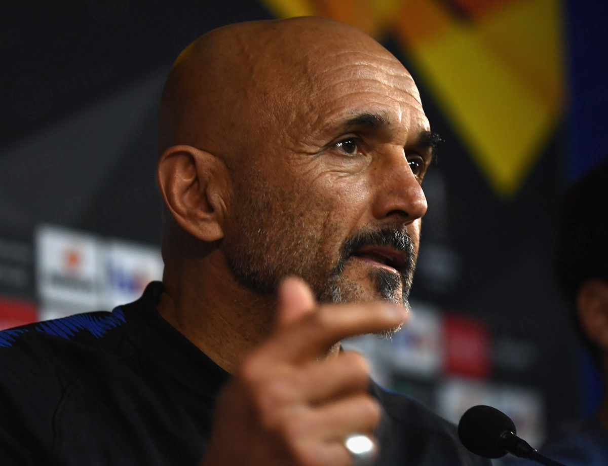 """Spalletti: """"Our players always want to give something extra"""""""