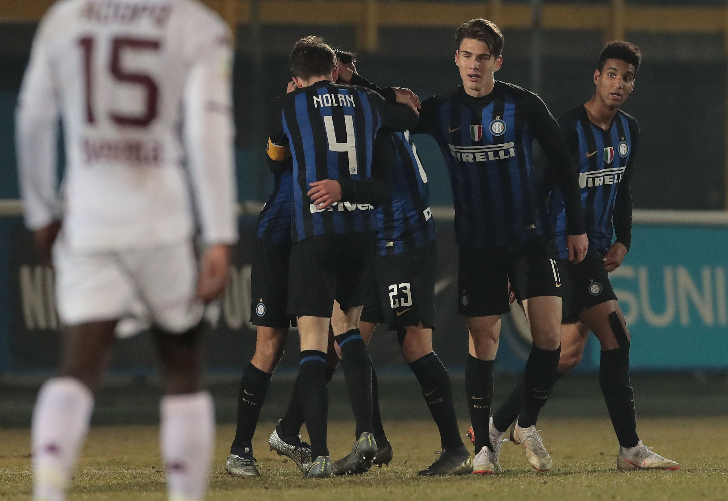 Primavera TIM Supercoppa, Inter 2-2 Torino (Torino win 4-2 on penalties)